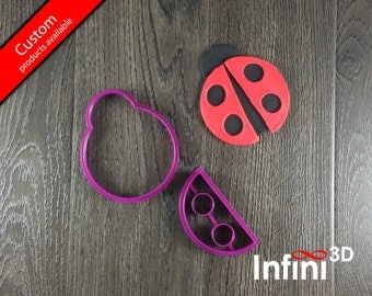 Ladybug Deluxe Cookie Cutter