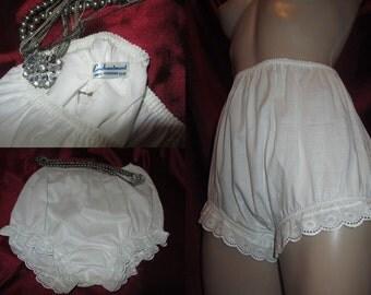 Vintage  panties 7/USA 14/AU