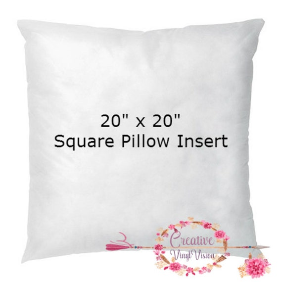 Pillow inserts pillow inserts for pillow cases for 26 inch square pillow insert
