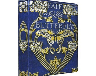 3 Ring Binder, Fate and the Butterfly Book, 4 Sizes Available!