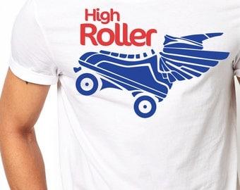 High Roller Graphic T-Shirt