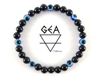 Protection Bracelet-Bracelet-Protective Amulet Evileye-Turkish Evil Eye Evil Eye Bracelet-Anti-Anti Evileye-Black Bracelet