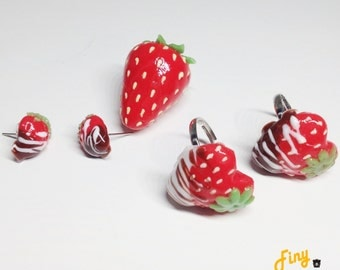 set love strawberry