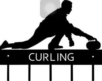 Curling Medal Hangar