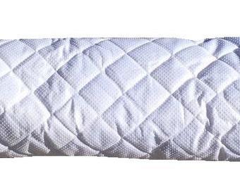 White Canvas Mat