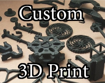 ABS 3D Printing Service by Valume