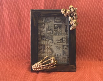 Halloween Picture/Photo Frame