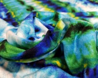 Summer Breeze Rayon Jersy Tie Dye