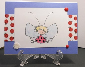 Little lady bittsy bug