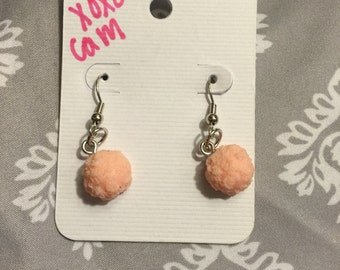 kawaii macaroon earrings!