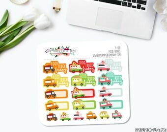 F-128 // Food Truck Sticker Set