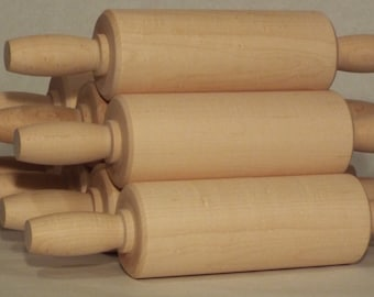 8 ROLLING PINS
