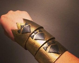 Zelda Goron Bracelet 3D-printed cosplay