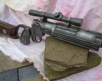 Boba Fett Blaster, 24in, EE-3,Star Wars Movie Replica,Cosplay, Licensed prop