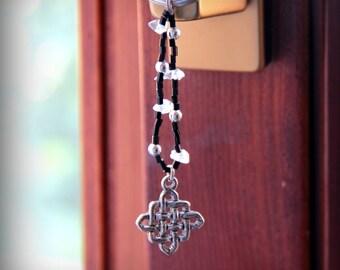 Eternal Knot Keychains