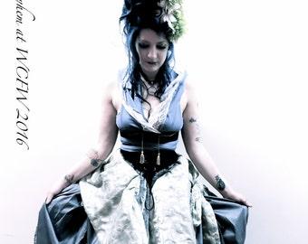 ballroom dress, wedding dress, ball gown, wedding gown, fairytale princess, gown, renaissance gown, vampire gown, prom gown, princess dress