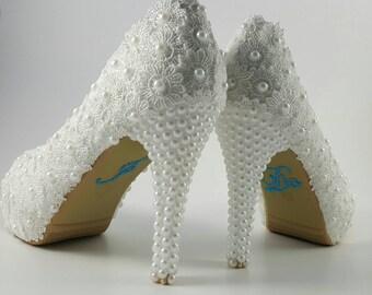 "Wedding ""I Do Me Too"" Shoe Sticker Decal Accessories"