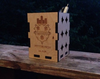 Pittsburgh Pencil Holder