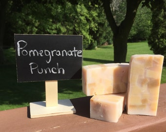 Pomegranate Punch Soap