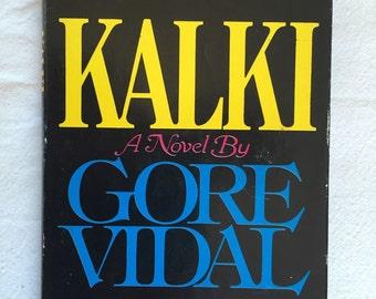 Kalki, a novel by Gore Vidal