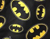 Batman logo cat toy
