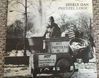 Steely Dan - Pretzel Logic; 1974 Original Vinyl