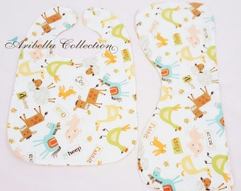 Baby Bibs, Toddler Bibs, Water proof Bibs, baby shower Gift, baby gift, baby shower gift set, burb cloth set, burby, from Infant to Toddler