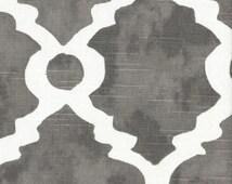 Tab Top Curtain Panels Madrid Summerland Gray Spanish Tile