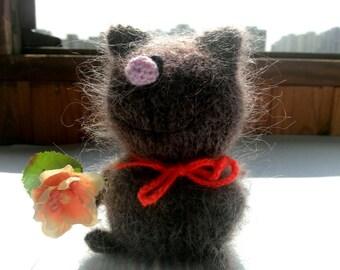 Cat, handmade, stuffed animals, а perfect gift