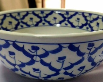 Ceramic Bowl, Asian Style