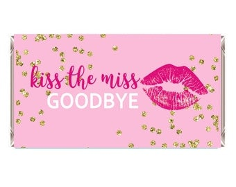 Genius image throughout kiss the miss goodbye printable