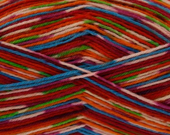 Reduced to Clear! Eton Mess (1250) Zig Zag 4Ply Wool