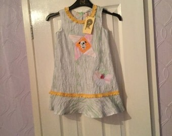 A Pritty Dress For Age 3 to 4 Years