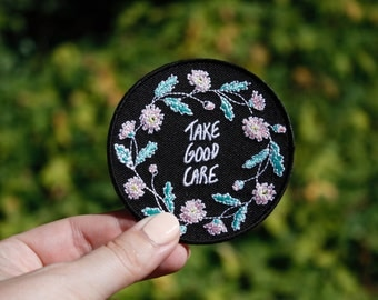Patch : Take Good Care.