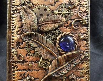 Steampunk Journal A6
