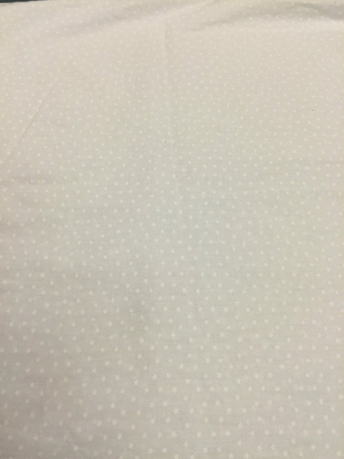 Star fabric fq white fabric white on white fabric for Star fabric australia