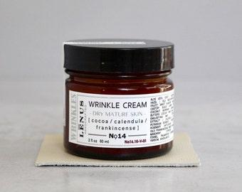 WRINKLE CREAM, No14, Best Wrinkle Cream, Aging Skin Treatments, Wrinkle Repair Cream, Anti-Aging Cream, Wrinkle Face Cream