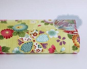 Japanese Temari fabrics