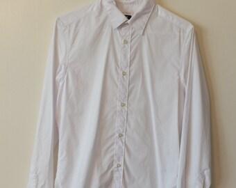 White Dress Shirt (size Small)