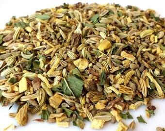 Loose Leaf Tea: LICORICE (Herbal)   Organic   2 Sizes