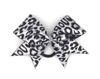 Cheer hair bow etsy - Cute cheer bows ...