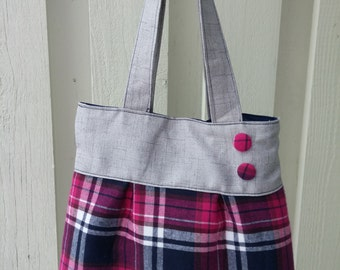 Genevieve - Made-to-Order Tote Bag