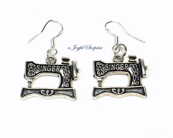 Silver Earrings, You Choose Charms, Get any of my charms made into earring, 925 Sterling Silver Earring, 925 silver Earrings, Charm earrings