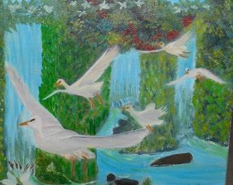 The Birds Paradise