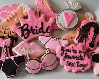 Bride Bachelorette Party Set