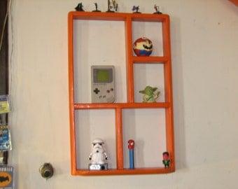 Reclaimed Wood Bookshelf,