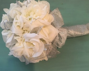 Communion bouquet, flower girl bouquet, wedding bouquet