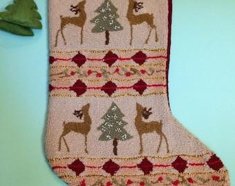 "20"" Large stocking for Christmas"