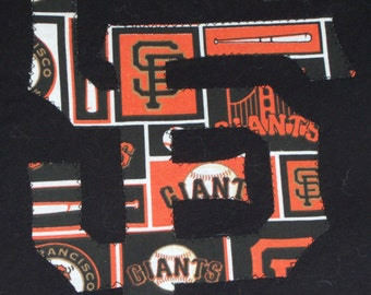 SF Giants Cross Body Bag