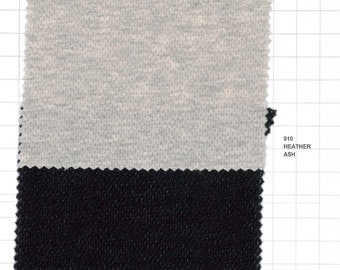 Cotton mesh fabric, SOLD BY 5 YARDS, natural cotton knit, knit mesh cotton, organic fabric shop, ec4115